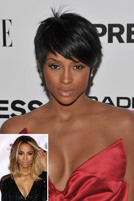 Short Hairstyles for Black Women 2013 – 2014_7