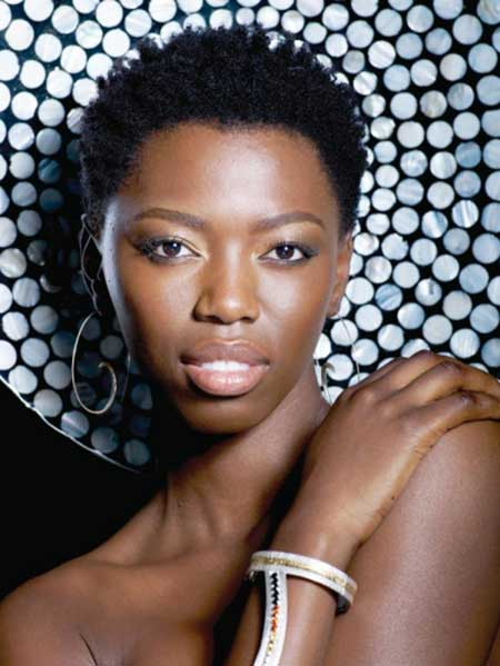Short Hairstyles for Black Women 2013 – 2014_9