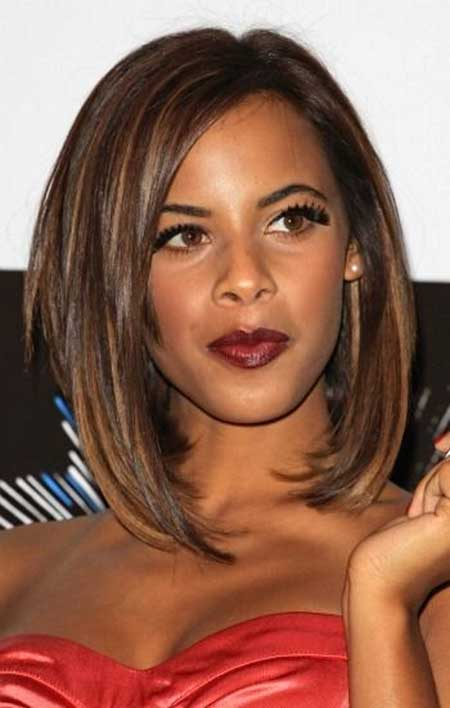 Magnificent 25 New Short Hairstyles For Black Women Short Hairstyles 2016 Hairstyles For Men Maxibearus