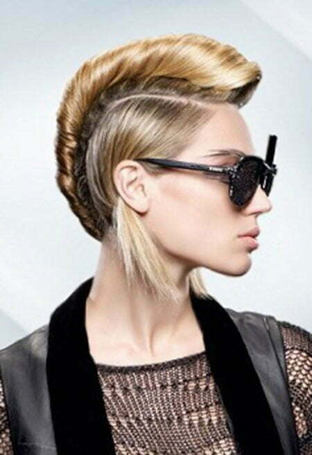 Short Hairstyles for Girls_12