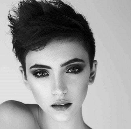 Admirable Short Hairstyles For Girls Short Hairstyles 2016 2017 Most Hairstyles For Men Maxibearus