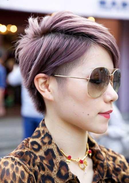 Amazing 20 Short Hair Color Trends 2014 Short Hairstyles 2016 2017 Short Hairstyles For Black Women Fulllsitofus