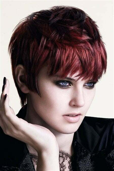 hair colours and styles for short hair hair cuts and color 2013 2014 hairstyles 6910 | Short Hairstyles for Women and Color