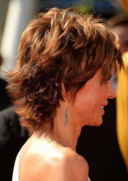 20 Short Layered Haircuts Images | Short Hairstyles 2016