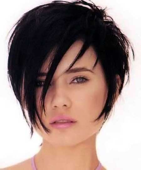 Short Straight Hairstyles 2013–2014_1