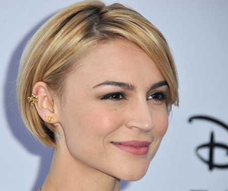Super 25 Short Straight Hairstyles 2013 2014 Short Hairstyles 2016 Hairstyle Inspiration Daily Dogsangcom