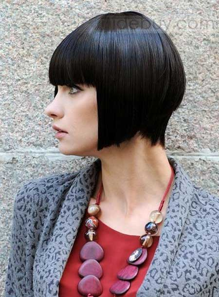 Short Straight Hairstyles 2013–2014_8