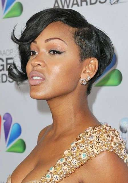 Wondrous 25 Pictures Of Short Hairstyles For Black Women Short Hairstyles Hairstyles For Women Draintrainus