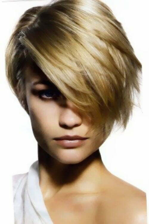Surprising 20 New Trendy Short Hairstyles Short Hairstyles 2016 2017 Hairstyles For Men Maxibearus