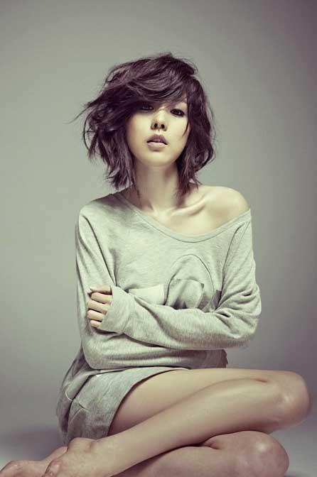 Short Wavy Hair Ideas_8