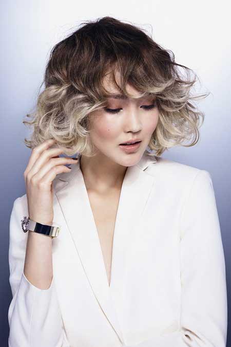 Short Wavy Hair Styles_2
