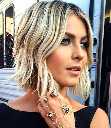 Short Wavy Hairstyles for 2015