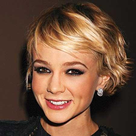 Short Wavy Hairstyles for Women_16