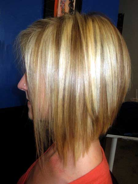 Superb Stacked Hairstyles For Medium Length Hair Best Hairstyles 2017 Hairstyle Inspiration Daily Dogsangcom