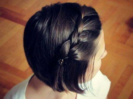 Fabulous Simple Braid Hairstyle For Short Hair Braids Hairstyles For Men Maxibearus