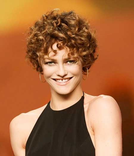 25 Short Styles For Curly Hair Short Hairstyles 2018 2019 Most