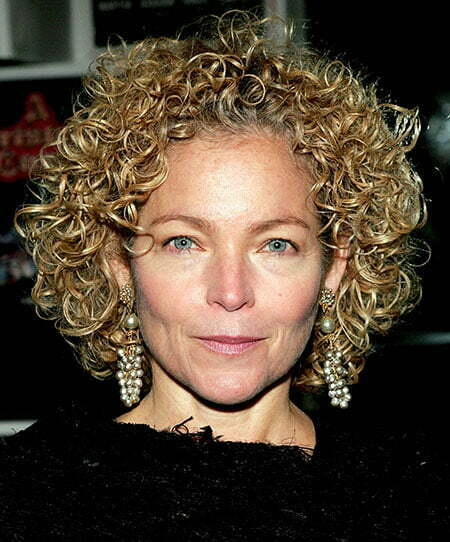 Pleasing Super Short Curly Hairstyles Short Hairstyles 2016 2017 Most Hairstyles For Women Draintrainus