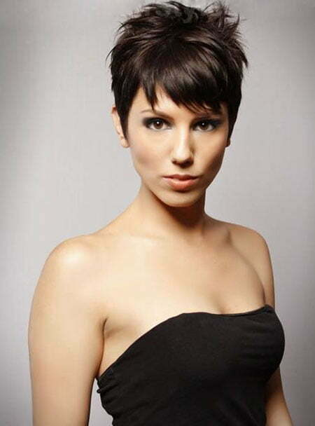 Super Short Pixie Cuts For Women