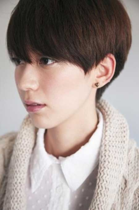 The Best 20 Cute Short Hairstyles_11