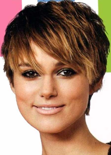 The Best 20 Cute Short Hairstyles_12