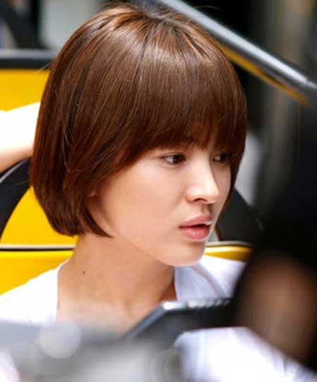 The Best 20 Cute Short Hairstyles_13