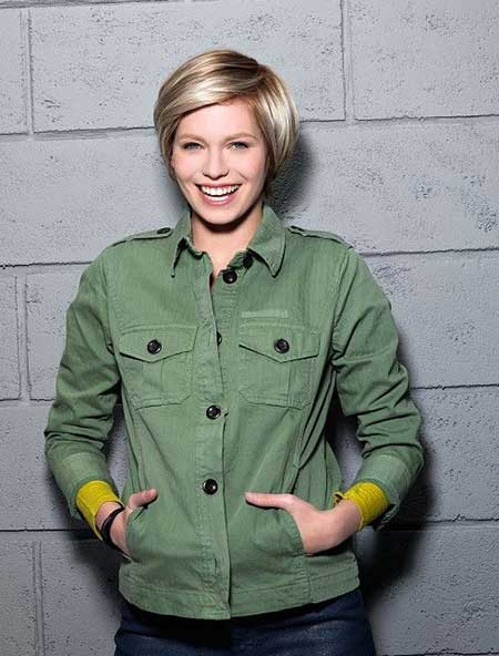 The Best 20 Cute Short Hairstyles_2