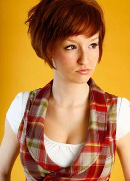 The Best 20 Cute Short Hairstyles_3