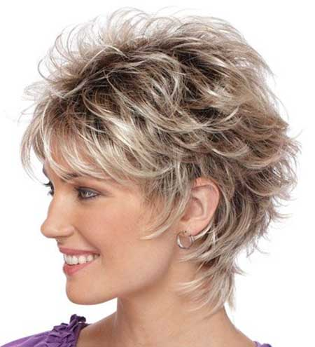 The Best 20 Cute Short Hairstyles_4