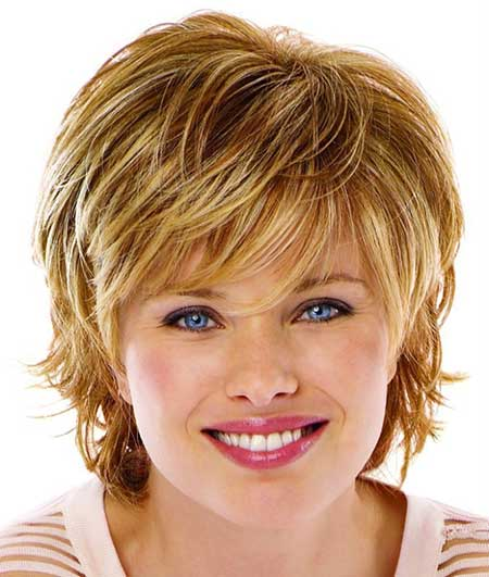 The Best 20 Cute Short Hairstyles_5