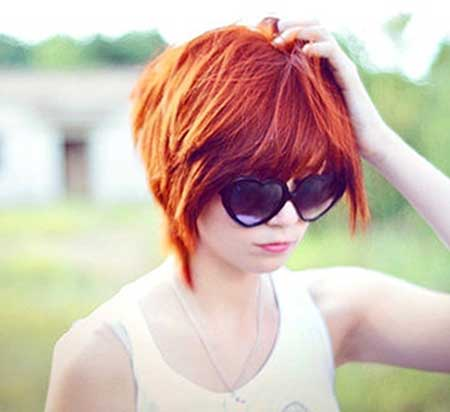 The Best 20 Cute Short Hairstyles_7