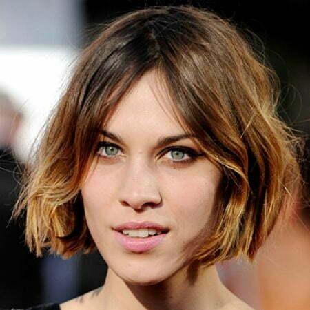 Trendy Celebrity Hair