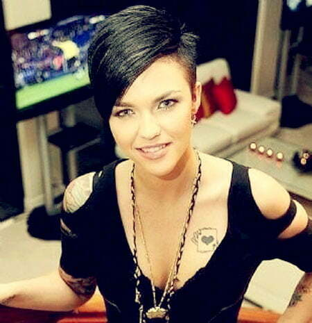 Trendy Short Black Hairstyles