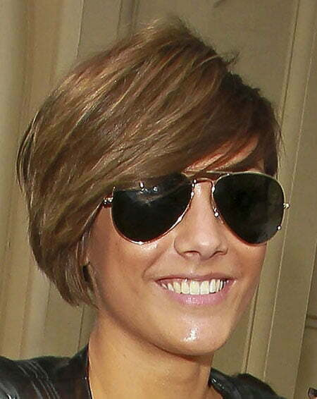 Trendy Short Bob Hair