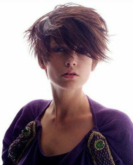 Trendy Short Pixie Cuts