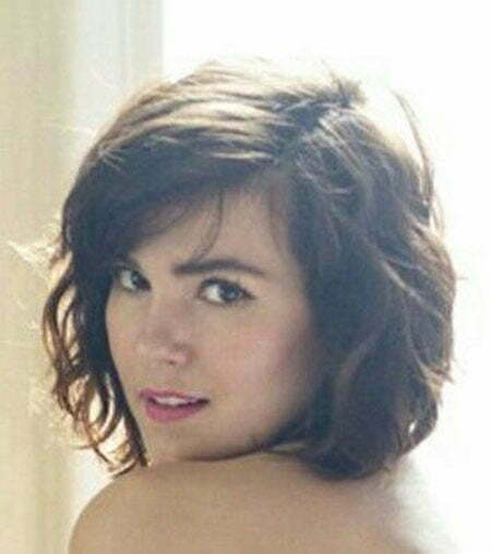 20 Short Wavy Hair Styles Short Hairstyles 2016 2017