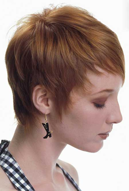 20 Short Pixie Cuts for 2013 - 2014