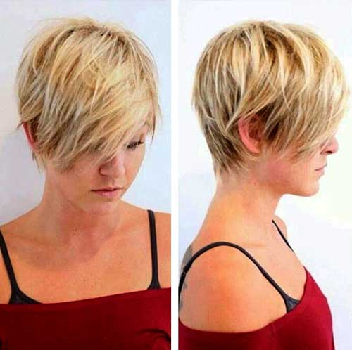 Amazing Womens Short Hairstyles For Thin Hair Short Hairstyles 2016 Hairstyle Inspiration Daily Dogsangcom