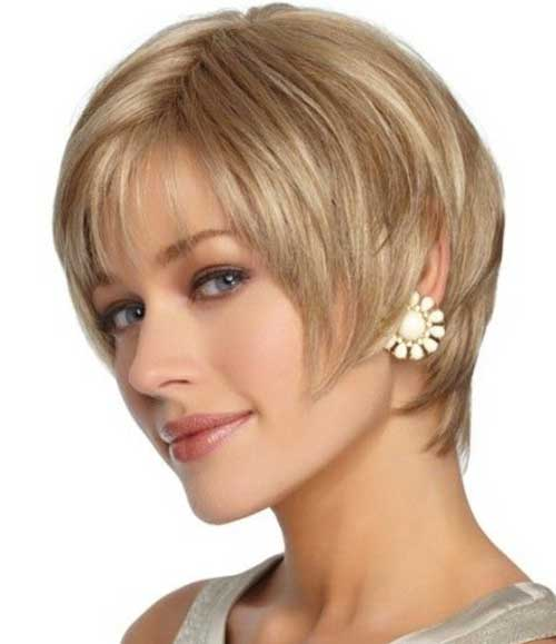 Pleasant Short Ash Blonde Hair Cuts Short Hair Fashions Hairstyles For Women Draintrainus