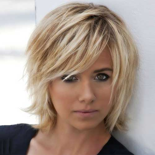Pleasing 20 Choppy Bob Haircuts Short Hairstyles 2016 2017 Most Short Hairstyles For Black Women Fulllsitofus