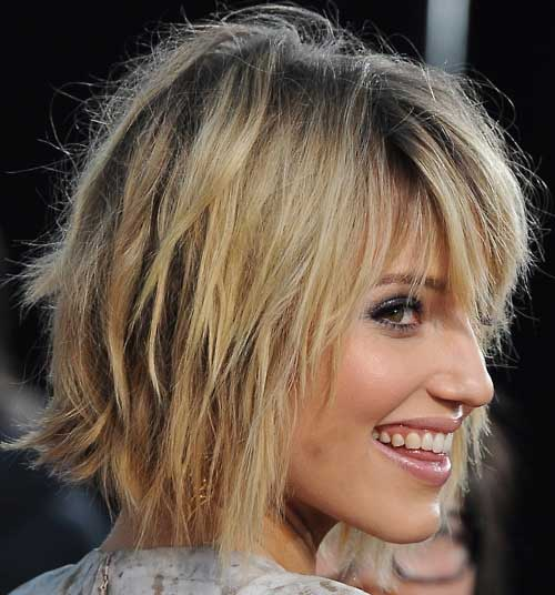 20 Choppy Bob Haircuts | Short Hairstyles 2015 - 2016 | Most Popular ...