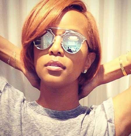 Sensational 20 Short Bob Hairstyles For Black Women Short Hairstyles 2016 Short Hairstyles Gunalazisus