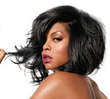 Stupendous 20 Short Bob Hairstyles For Black Women Short Hairstyles 2016 Hairstyles For Women Draintrainus