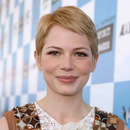 Celeb Short Hair