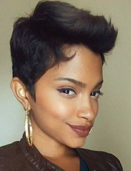Hairstyles for Black Women with Short Hair Short Hairstyles 2016 2017