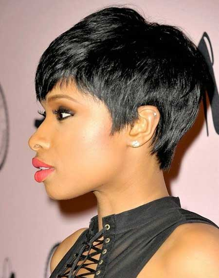 Swell Hairstyles For Black Women With Short Hair Short Hairstyles 2016 Hairstyles For Women Draintrainus