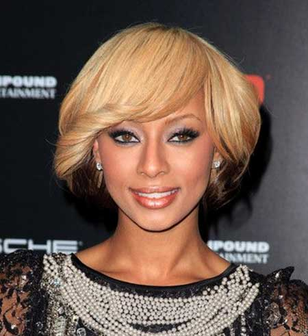 Blonde Brown Bob Combo