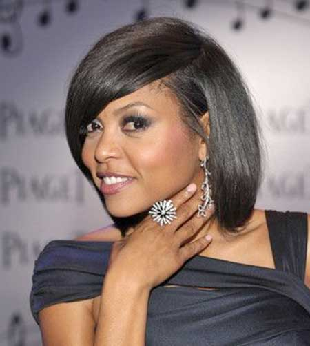 Tremendous 20 Short Bob Hairstyles For Black Women Short Hairstyles 2016 Hairstyles For Men Maxibearus
