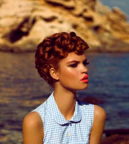 Admirable Short Hairstyles Black Hair 2014 2015 Short Hairstyles 2016 Hairstyles For Women Draintrainus