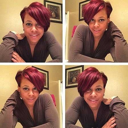Outstanding Short Hairstyles Black Hair 2014 2015 Short Hairstyles 2016 Short Hairstyles Gunalazisus