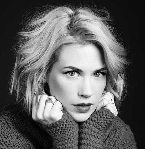 Astounding 20 Short Hairstyles For Wavy Fine Hair Short Hairstyles 2016 Short Hairstyles Gunalazisus